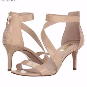 NEW Louise et Cie Hilio Heel Sandal (Size 7.5M/38)